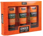 Ginger Gift set -100ml Shampoo,Conditioner & Body Wash