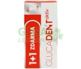 Glucadent aktiv 1+1 (50%gratis druhé balení)  1 sada