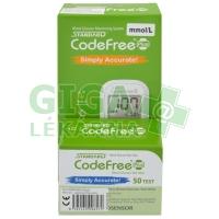 AKČNÍ SET: Glukometr SD-Codefree Plus + 50 proužků