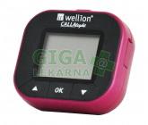 Glukometr Wellion CALLA LIGHT - set/červená