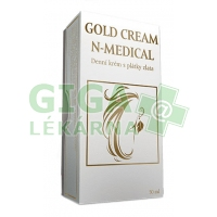 Gold Cream N-Medical 50ml