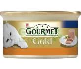 Gourmet Gold cat konz.-paštika s krůtou 85g