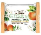 Green Pharmacy antibakteriální mýdlo Pomeranč a tea tree 100 g