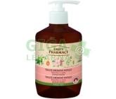 Green Pharmacy Krémové mýdlo Mandle a oves 460ml