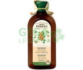 Green Pharmacy šampon pro suché a poškozené vlasy 350ml