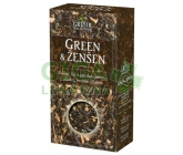 Grešík Green and ženšen zelený čaj 70g