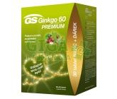 GS Ginkgo 60 Premium tbl.60+30 dárek 2020 ČR/SK