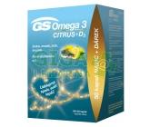 GS Omega 3 Cit.s vit.D cps.100+50 dárek 2020 ČR/SK