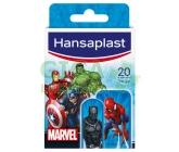 Obrázek Hansaplast Marvel Kids 20ks