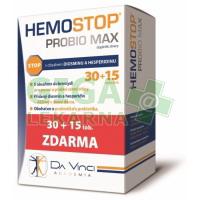 Hemostop Probio MAX 30+15 tobolek DaVinci