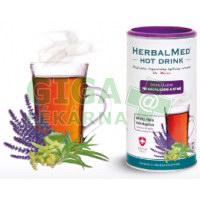 HerbalMed Hot drink Dr.Weiss nachlazení rýma 180g
