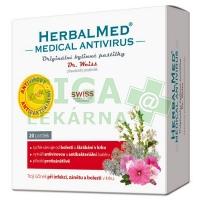 HERBALMED Medical Antivirus Dr. Weiss 20 pastilek