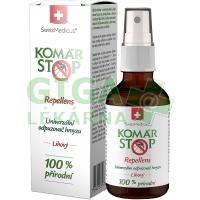 Herbamedicus přírodní repelent Komárstop 50ml