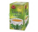 HERBEX PREMIUM Zelený čaj s aloe vera 20x1.5g