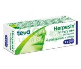 Obrázek Herpesin krém 2g 5%