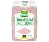 Himalájská sůl 100% růžová jemná 500g Look Food