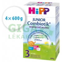 HiPP 3 JUNIOR Combiotik 4x600g