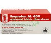 Ibuprofen Al 400 tbl.obd.50x400mg