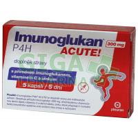 Imunoglukan P4H ACUTE! cps.5x300mg