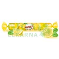 Intact hroznový cukr s vit.C citrón 40g