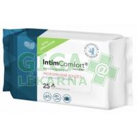 Intim Comfort 25 kapesníčků anti-intertrigo pack