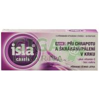 Isla-Cassis 30 pastilek