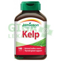 JAMIESON Kelp mořské řasy 650 ug tbl.100