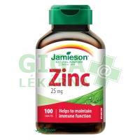 JAMIESON Zinek 25mg 100 tablet