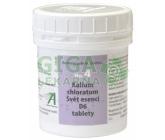 Kalium chloratum Svět esencí 1000 tablet D6 (No.4)