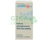 No.5 Kalium phosphoricum DHU D6 200tbl.