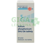 No.5 Kalium phosphoricum DHU 80 tablet D5-D30