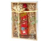 Kitl Medovina dárkové balení 500ml + 2 skleničky