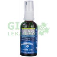 Koloidní stříbro Ag100 40ppm 50ml spray
