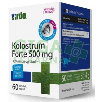 Kolostrum Forte 500mg 60 tobolek Virde