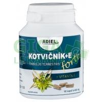 Kotvičník zemní FORTE s vitamínem E 90 kapslí