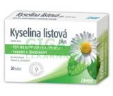 Obrázek Kyselina listová plus 30 tablet Favea