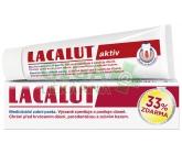 Lacalut Aktiv zubní pasta 100ml 33% ZDARMA