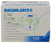 Lancety 2704+/100 ks Haemolance - dětské (modré)
