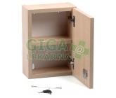 Obrázek Lékárnička - dřevěná 330x230x120mm prázdná