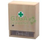 Obrázek Lékárnička nástěná s náplní do 10 osob - ZM10