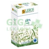 LEROS Lipový čaj 20x1.5g