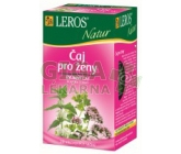 LEROS NATUR Čaj pro ženy n.s.20x1.5g