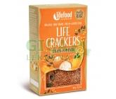 Lifefood Life crackers BIO cibulové 90g