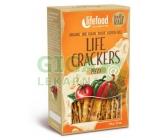 Lifefood Life crackers BIO pizza 70g