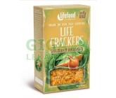 Lifefood Life crackers BIO zelňáky 90g