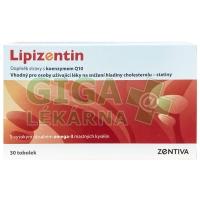 Lipizentin s koenzymem Q10 30 tobolek
