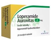 Loperamide Aurovitas 2mg cps.dur.20x2mg