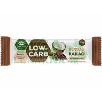 LOW CARB tyčinka kokos - kakao 40g TOPNATUR