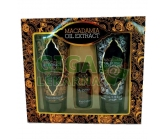 Macadamia Oil Extract Gift Set-100ml Shampoo & Conditioner 30ml Oil