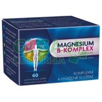 Magnesium B-komplex 60 tablet Glenmark